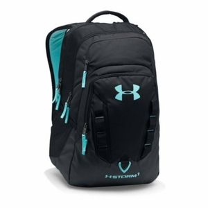 Under Armour Storm Black/Blue Infinity Backpack